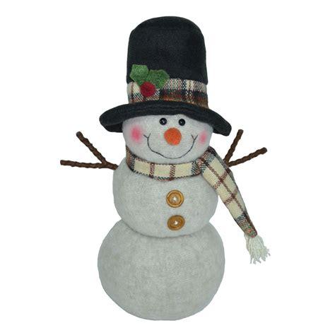 trim  home  snowman  top hat decor
