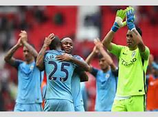 Manchester City beats United 21 in Manchester derby