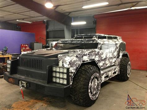 hunting truck one of a kind concept hunting truck by parker brothers