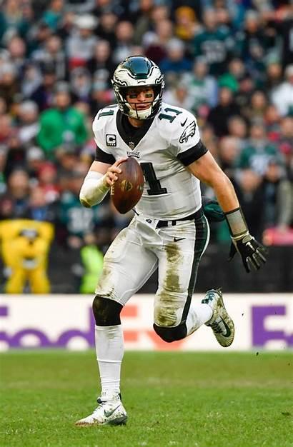 Wentz Eagles Carson Philadelphia Extension Rumors Eyeing