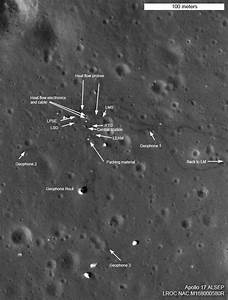 NASA Releases Closer Looks at Apollo Landing Sites from ...