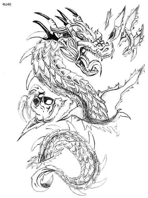 Festivals Coloring Pages, Year of Dragon Coloring Page, Festivals Coloring Book | Crafts