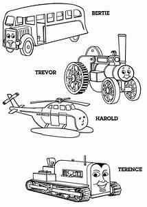 Thomas And Friends Coloring Pages Free To Print
