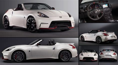 nissan  nismo roadster concept  pictures