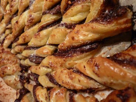 gateau pate feuilletee nutella h gateaux petits gateaux mignardises la cuisine de framboisine