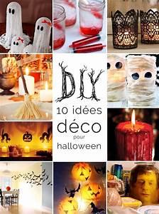 Idée Pour Halloween : 10 id es d co faciles pour halloween lolipop custom ~ Melissatoandfro.com Idées de Décoration