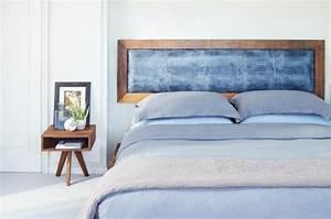 Idées Déco Tête De Lit : t te de lit et d co murale chambre en 55 id es originales ~ Zukunftsfamilie.com Idées de Décoration