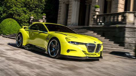 Bmw 30 Csl Hommage (2015) Review  Car Magazine