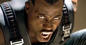 Marvel Has 2 Blade Projects in the Works with Wesley Snipes