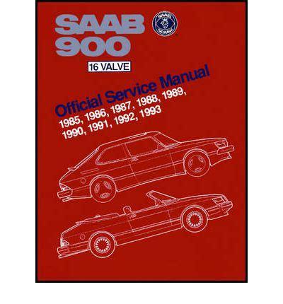 automotive repair manual 1992 saab 900 free book repair manuals saab 900 16 valve 1985 1993 official service manual sagin workshop car manuals repair books