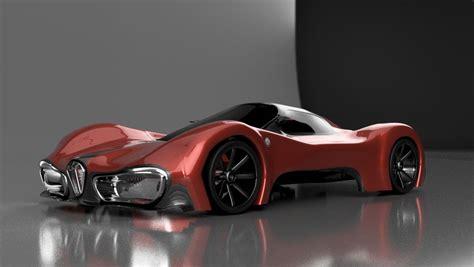 Alfa Romeo Concept by Alfa Romeo Car Concept Autodesk Gallery