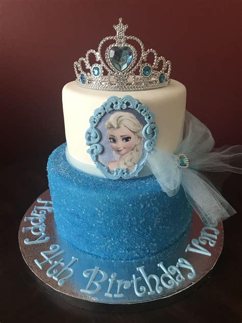 frozen elsa birthday cake birthday cakes