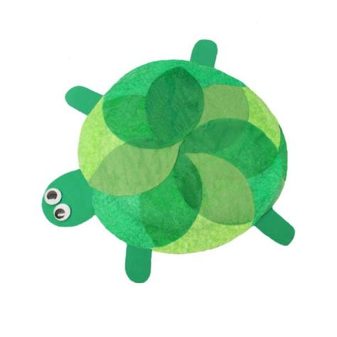 paper plate turtle bright ideas crafts