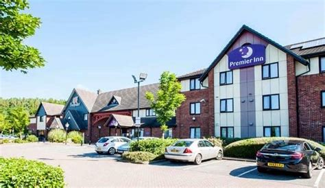Premier Inn Telford Central  Hotels In Telford Tf3 4ly