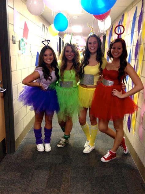 college costume teletubbies college kost 252 mideen fasching