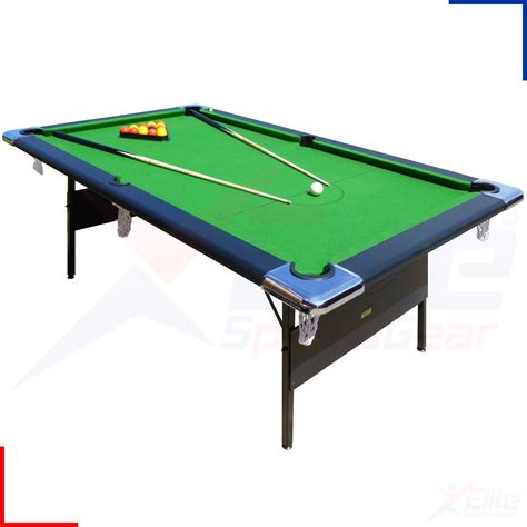 folding pool table 7ft 7ft hustler professional english home pool table folding