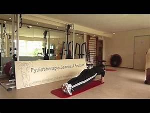 artrose onderrug oefeningen