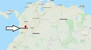 Where is Armenia, Colombia Located? What Country is ...