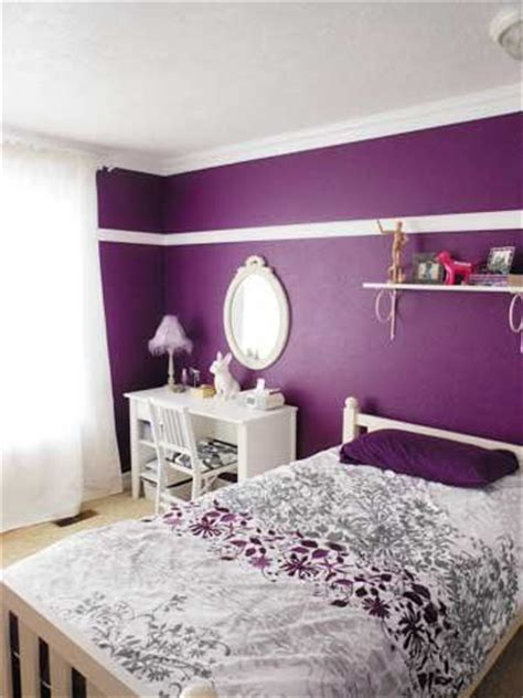 purple wall decor for bedrooms 17 best ideas about purple bedrooms on pinterest purple 19572 | 9a1093e253cad26743954bd3ca7fe532