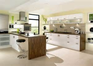 kitchen ls ideas green kitchen is choice for a kitchen wall and cabinets color kitchen design ideas at