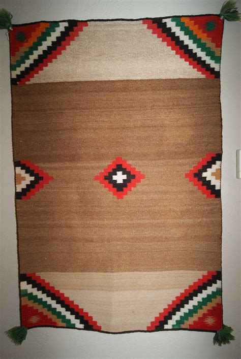 navajo saddle blanket double charleysnavajorugs rugs charley call order information contact