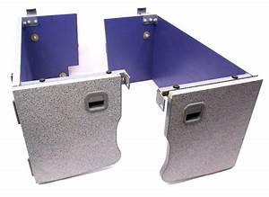 Rear Bed Cabinets 92-96 Vw Eurovan Mv T4