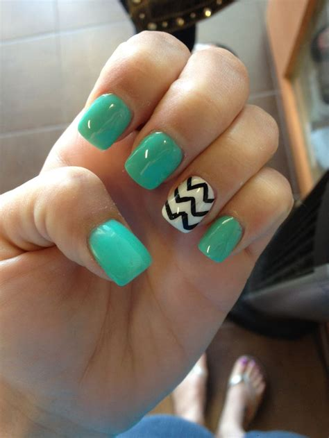 teal color nails teal gel nails nail ideas the o jays