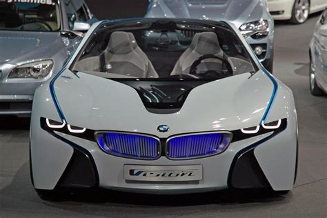 Bmw's Production Vision Concept May Be Called I8 Wemotorcom