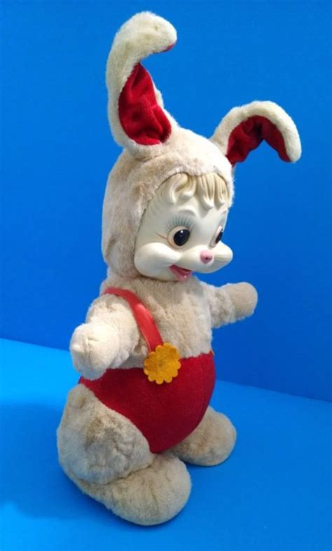 vintage stuffed bunny shop collectibles online daily