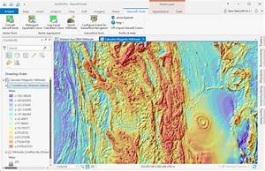Geosoft Add-in Enhances Integration With Arcgis Pro