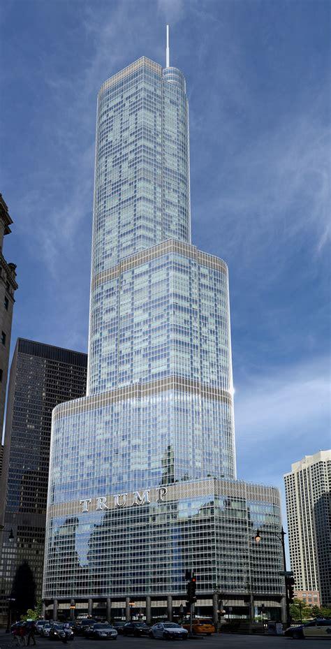 trump international hotel  tower chicago wikipedia