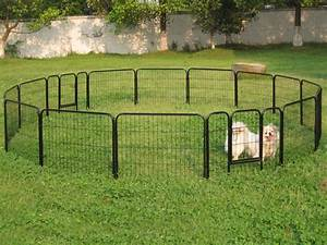 big portable dog fence peiranos fences portable dog With small dog outdoor fence