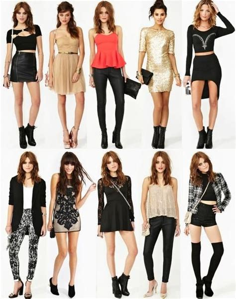 Party outfits casual / semi / formal | Hot Damn Wordrove | Pinterest | Party outfits The o ...