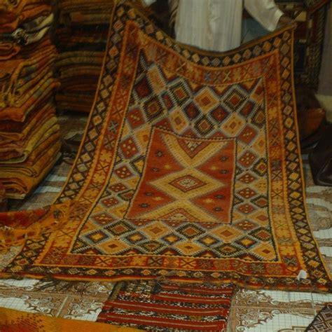 tapis du maroc taznakht ancien