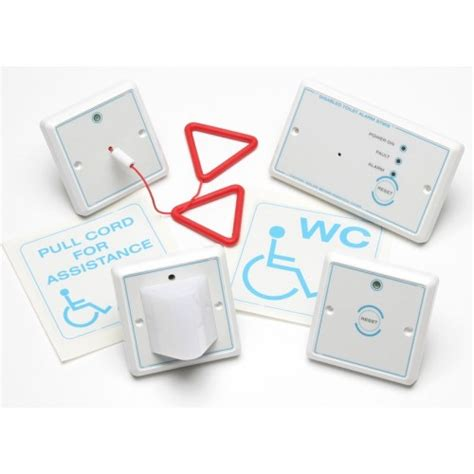 rgl dta disabled toilet alarm kit