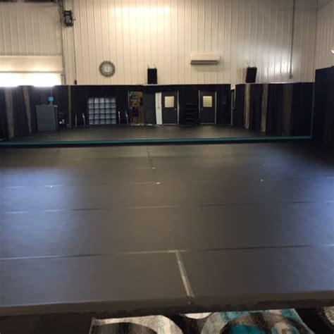 dance studio subfloor cushion elite subfloor