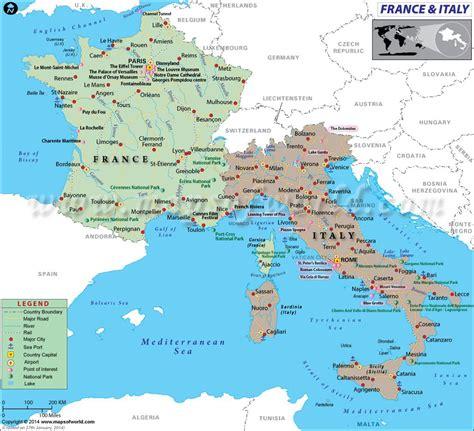 map  france  italy  cities kameroperafestival