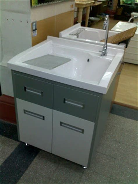 Ikea Sink Cabinet Malaysia by Family S Confections My Laundry Sink