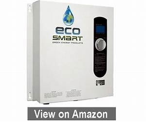 Best Electric Tankless Water Heater 2019