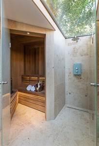 Zuhause Im Glück Badezimmer : bad mit sauna planen was muss man beachten ~ Watch28wear.com Haus und Dekorationen