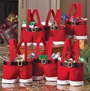 Bolsas de regalo Navidad del caramelo del bolso