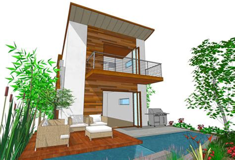 green small house plans modern affordable 3 residential designs the