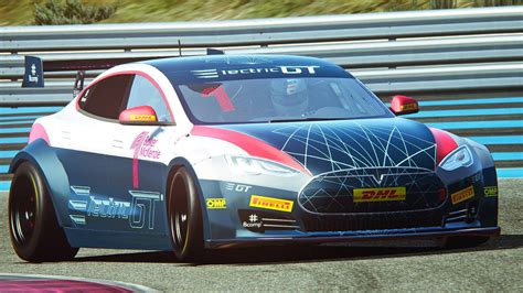 Tesla Racing Series by Tesla Model S Racing Is Now A Real Thing Approved By Fia