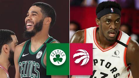 Boston Celtics vs. Toronto Raptors [GAME 1 HIGHLIGHTS ...
