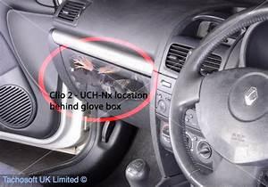 Renault Clio Uch Repair