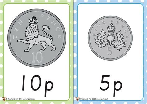 s pet coin posters free classroom