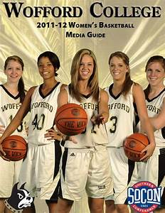 ISSUU - 2011-12 Wofford Women's Basketball Media Guide by ...