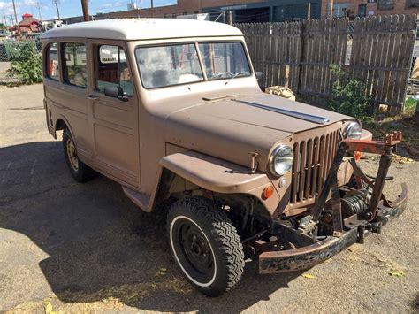 jeep wagon 2016 1950 jeep willys wagon na prodej