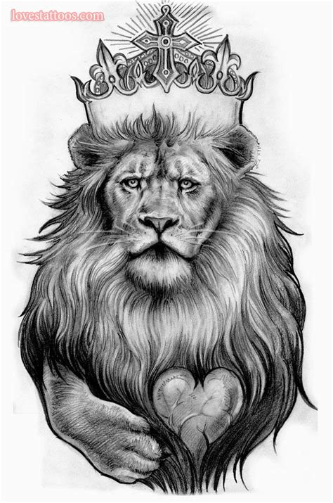 Image detail for -Tribal lion tattoo designs tribal lion