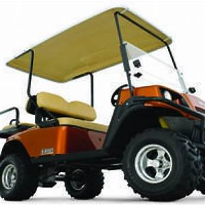 Ezgo Rxv And Txt Golf Cars